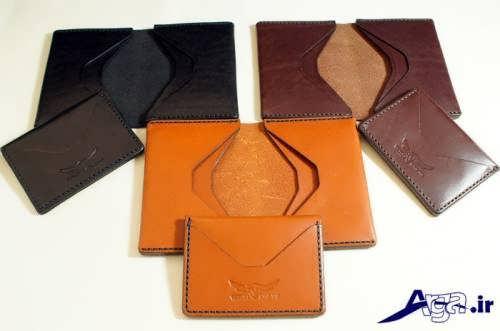 انواع طرح های شیک و متفاوت کیف پول
