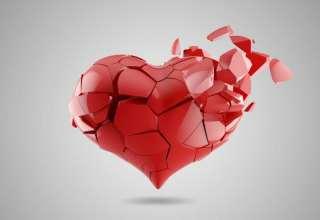 شعر دل شکسته عاشق