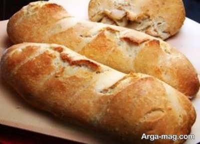 دستور تهیه نان باگت