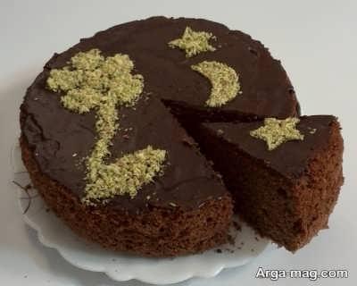 دستور تهیه کیک قهوه