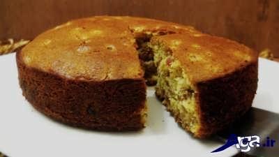 دستور پخت کیک بدون فر