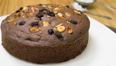 طرز تهیه کیک بدون فر به همراه نکات طلایی