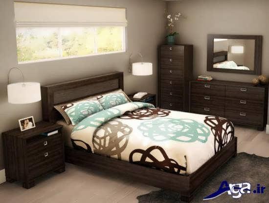 دکوراسیون مدرن و زیبا اتاق خواب