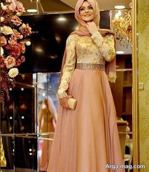 جدیدترین مدل لباس مجلسی ایرانی