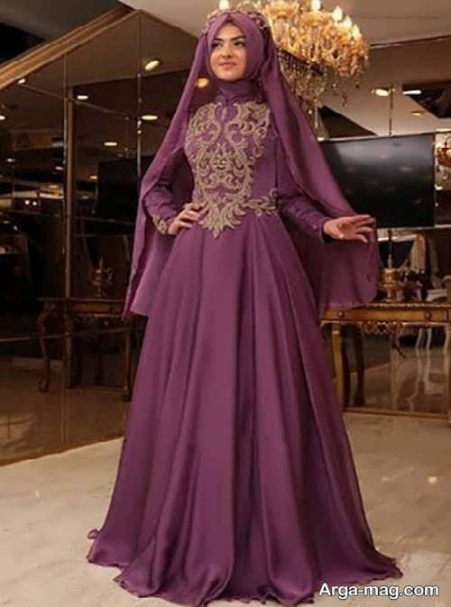 متفاوت ترین مدل لباس مجلسی ایرانی