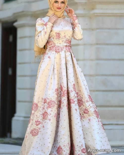 شیک ترین مدل لباس مجلسی ایرانی