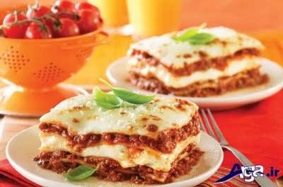 طرز تهیه لازانیا ایتالیایی محبوب و خوشمزه
