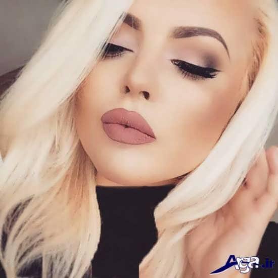 مدل آرایش زنانه لایت