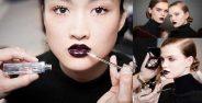 مدل آرایش صورت 2017 با انواع میکاپ های حرفه ای