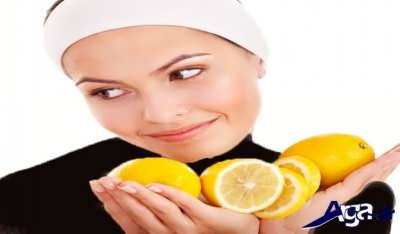 ماسک طبیعی لیمو ترش