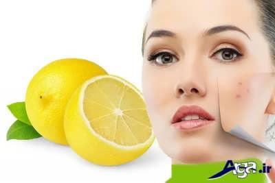 ماسک طبیعی لیمو ترش برای از بین بردن جوش صورت