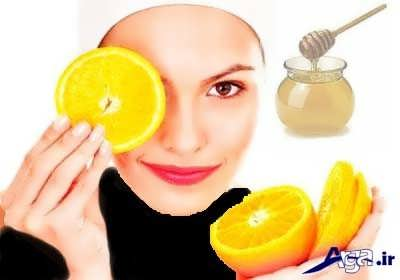 ماسک عسل و لیمو ترش