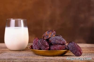 ورزش های پیشنهادی برای نتیجه بهتر از رژیم شیر و خرما