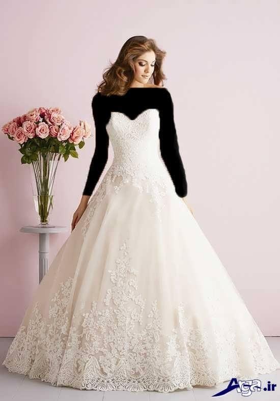 مدل های زیبا و جذاب لباس عروس