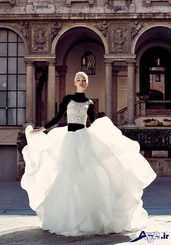 مدل لباس عروس سال 2017 با طرح های جذاب