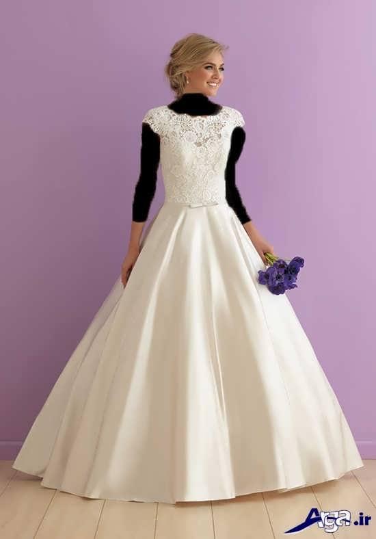 انواع مدل لباس عروس مد سال 2017
