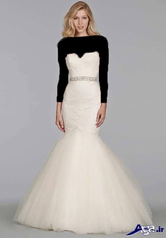مدل های لباس عروس جدید و جذاب