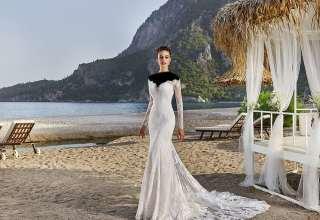 مدل لباس عروس 2017 با طرح های شیک و متفاوت