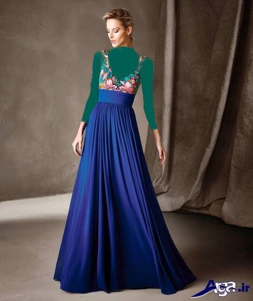 زیباترنی مدل های لباس مجلسی 2017