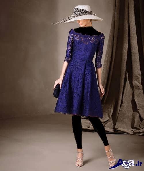 مدل لباس مجلسی کوتاه 2017 با طرح های شیک و زیبا