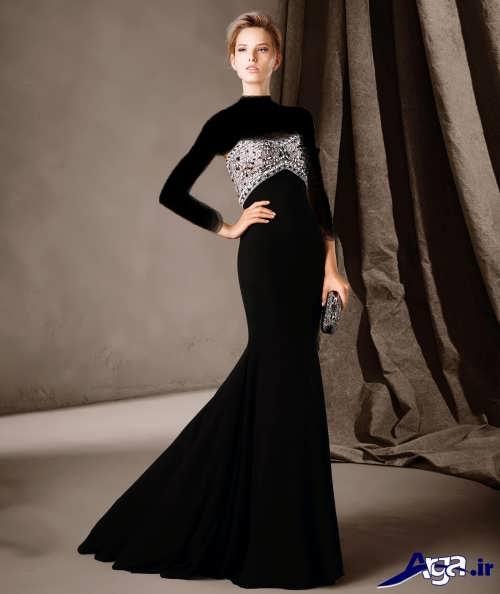 انواع مدل های زیبا و جدید لباس مجلسی 2017