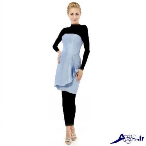 مدل پیراهن کوتاه زنانه