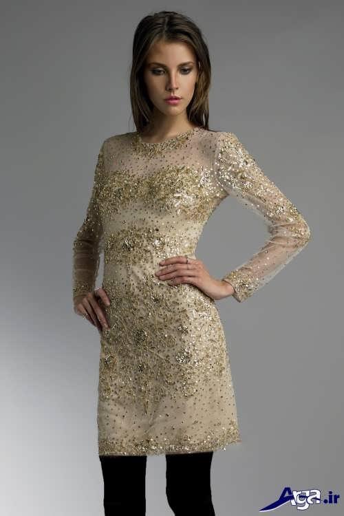 انواع مدل لباس مجلسی کوتاه 2017