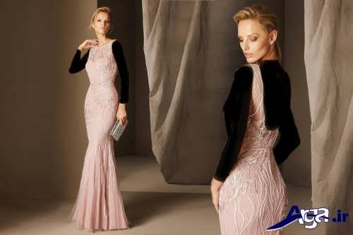 انواع مدل لباس مجلسی بلند