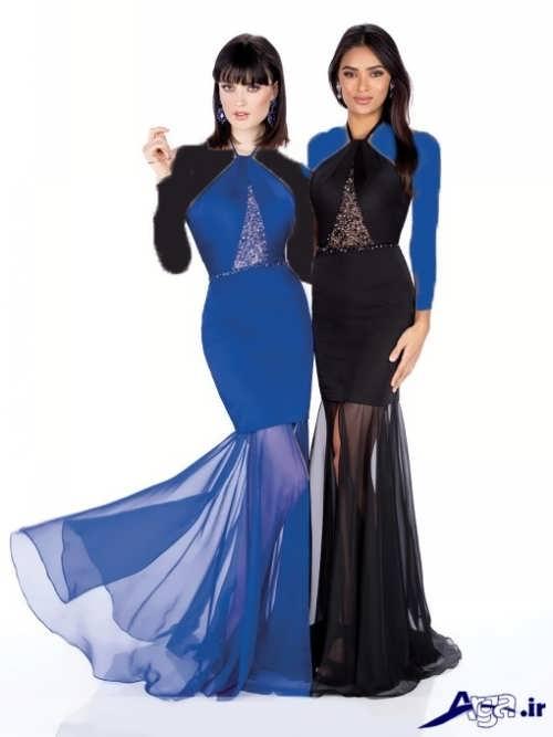 مدل لباس مجلسی 2017 با طرح های شیک و زیبا