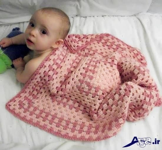 پتو نوزاد با طرح های زیبا و شیک