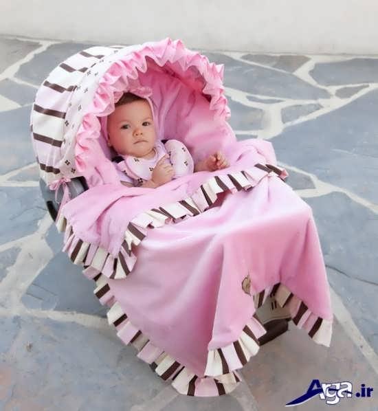 مدل های پتو نوزاد با طرح های زیبا و جدید