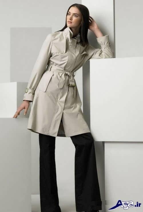 مدل مانتو زمستانی اسپرت دخترانه و زنانه