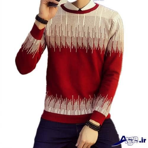 انواع مدل های لباس بافتنی پسرانه