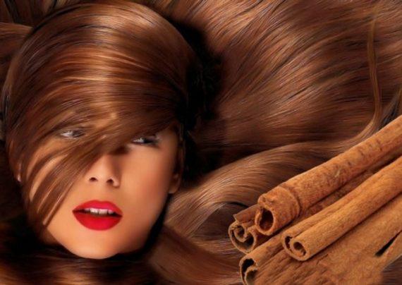 رنگ موی طبیعی با دارچین و روش استفاده از آن