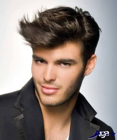 مدل موی پسرانه زیبا و شیک