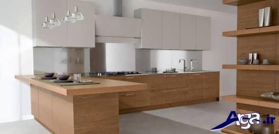 مدل اپن زیبا آشپزخانه