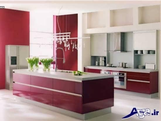 مدل اپن زیبا و کاربردی برای آشپزخانه