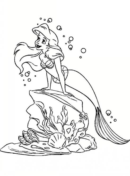 نقاشی های مختلف پری دریایی