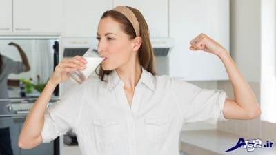 شیر سویا برای پیشگیری از بیماری