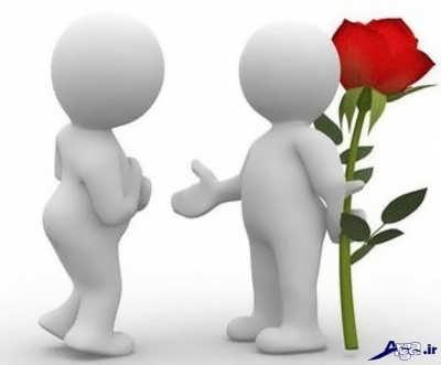 اس ام اس زیبا برای آشتی با همسر