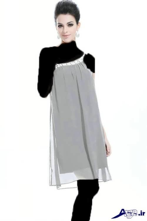 جدیدترین طرح های لباس مجلسی دخترانه