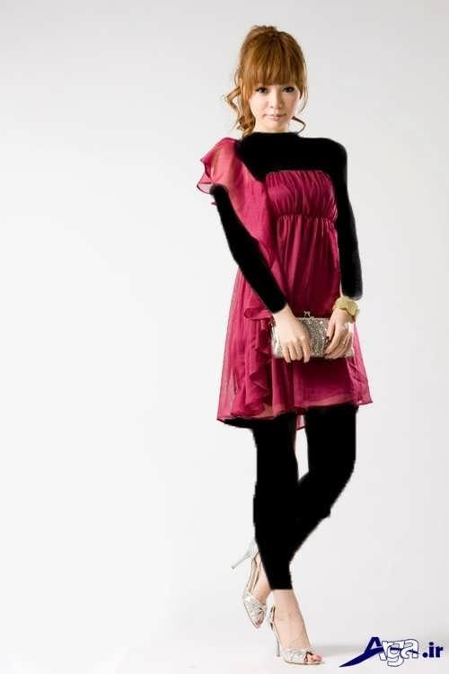 مدل لباس کوتاه دخترانه اسپرت