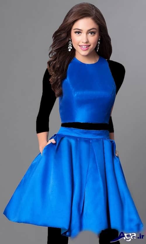 مدل لباس مجلسی دخترانه با جدیدترین طرح های مد سال