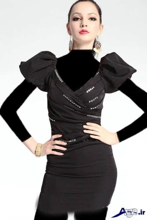 مدل لباس کوتاه دخترانه با طرح های متنوع و زیبا