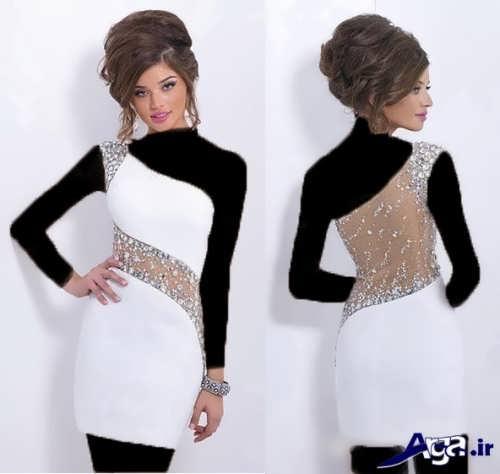 مدل های زیبا و متنوع لباس مجلسی دخترانه