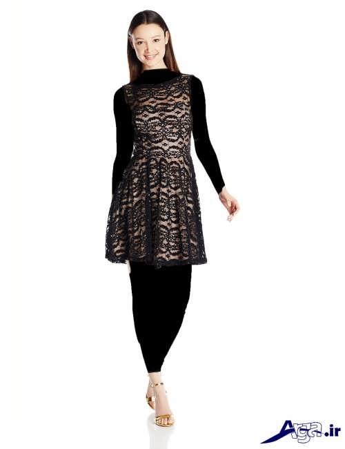 مدل لباس موتاه دخترانه با طرح های اسپرت و مجلسی