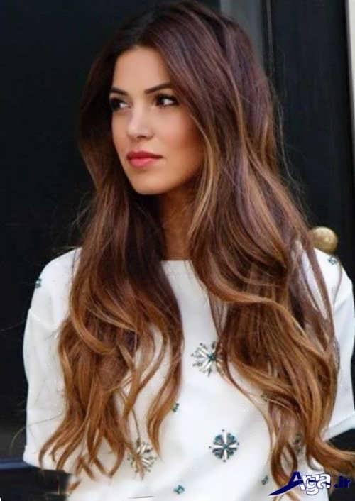 انواع مدل موی زیبا و شیک زنانه