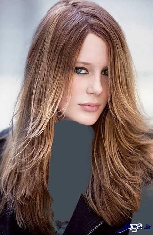 مدل موی بلند زنانه