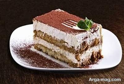 روش تهیه کیک تیرامیسو ساده