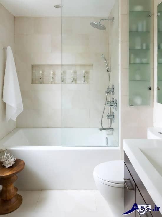 دکوراسیون حمام های کوچک